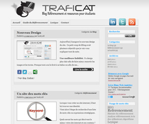 traficat - blog referencement